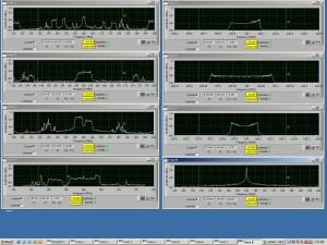 Pro-8220 Screen Outputs